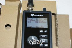 Radio Shack PRO-668 Hand Held iScan Digital Trunking Scanner. Tested