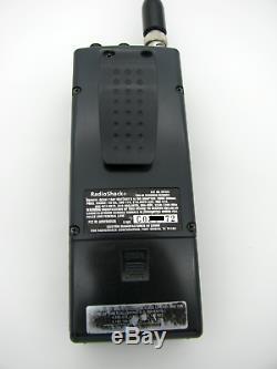 Radio Shack PRO 96 Trunking Digital Handheld Police Fire HAM Scanner APCO P25