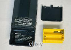 Radio Shack Police Scanner Pro-106 Digital Handheld Trunking System