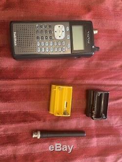 Radio Shack Pro-106 Digital Handheld Scanner