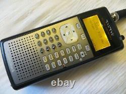 Radio Shack Pro-106 Digital Trunking Handheld Radio Scanner