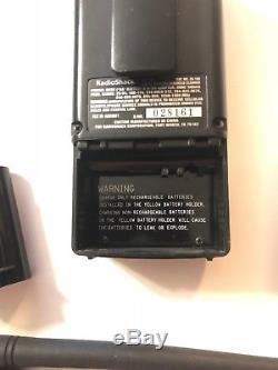 Radio Shack Pro 106 Digital Trunking Handheld Radio Scanner