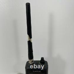 Radio Shack Pro-106 Digital Trunking Handheld Scanner Tested Read Antenna Broken