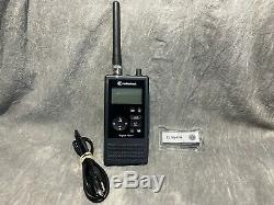 Radio Shack Pro 668 Handheld Digital Trunking Scanner 2000668