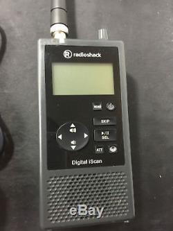 Radio Shack Pro-668 Handheld Digital Trunking Scanner A4916