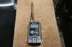 Radio Shack Pro-668 Handheld Digital iScan Trunking Scanner