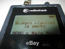 Radio Shack Pro-668 Handheld Digital iScan Trunking Scanner Pre-owned