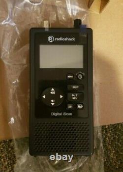 Radio Shack Pro-668 Handheld iScan Digital Scanner