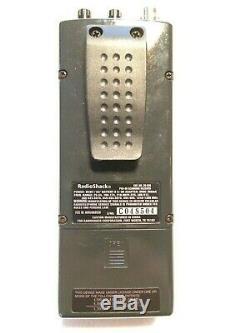 Radio Shack Pro-96 Digital Trunking Handheld Scanner, 2 Antennas and Power cord