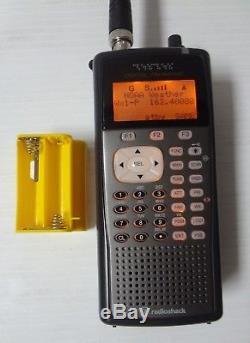 RadioShack PRO-651 Digital Trunking Handheld Radio Scanner 2000651 -19