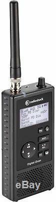 RadioShack PRO-668 SCAN IT Handheld iScan Digital Scanner MIssing MicroSD C