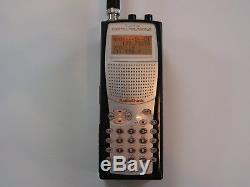 RadioShack PRO-96 P25 Digital Handheld Portable Fire EMS Police Trunking Scanner