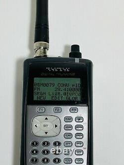 RadioShack Pro-651 2000651 Digital Trunking Handheld Scanner Police Fire