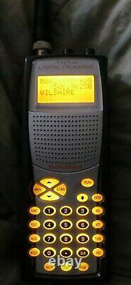 RadioShack Pro-96 20-526 Digital Trunking Handheld Fire Police Digital Scanner