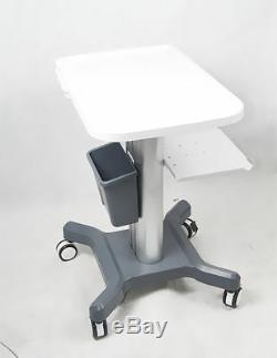 Split Trolley mobile cart stands for portable ultrasound scanner, Hand Push