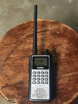 UNIDEN BCD396XT Trunktracker IV Handheld Digital Radio Scanner