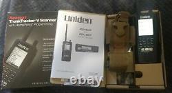 UNIDEN BCD436HP Digital. Analog Phase1/2 Scanner