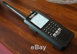 UNIDEN BCD436HP HomePatrol Series Digital Handheld Scanner, with case