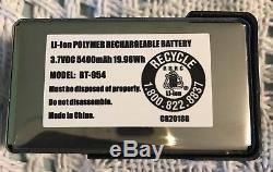 UNIDEN SDS100 I/Q Handheld Digital Scanner + A REMTRONIX 800MHz BNC ANTENNA