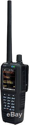 UNIDEN SDS100 I/Q Handheld Digital Scanner + A REMTRONIX REM-820S ANTENNA