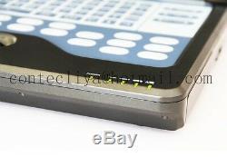USA FedExDigital Ultrasound scanner, Portable laptop machine, 3.5 Convex probe