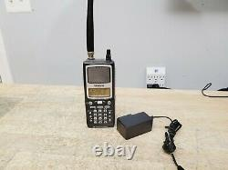 Uniden BC250D Handheld Digital Scanner Bearcat w P25 Apco Card Police Fire Ham