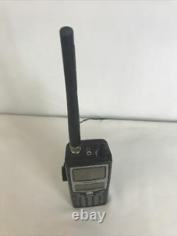 Uniden BC250D Handheld Digital Scanner Bearcat w P25 Apco Card Police Fire Ham