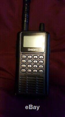 Uniden BCD 396t APCO 25 Digital Handheld Scanner