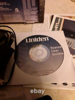 Uniden BCD 396xt TrunkTracker IV Digital Handheld Police Scanner