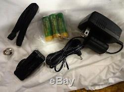 Uniden BCD 396xt TrunkTracker IV Digital Handheld Police Scanner- Gently Used