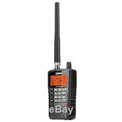 Uniden BCD325P2 Digital Police Battery TrunkTracker V Handheld Scanner