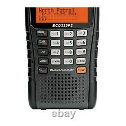 Uniden BCD325P2 Handheld Digital Scanner