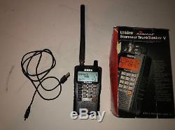 Uniden BCD325P2 Handheld TrunkTracker V Phase II Digital Police Scanner