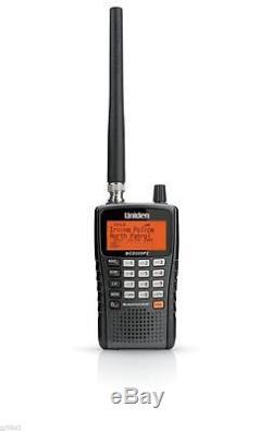 Uniden BCD325P2 Phase 1 & 2 Handheld Digital Police Scanner 25,000 Channels