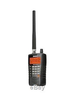 Uniden BCD325P2 Phase 1 & 2 Handheld Digital Police Scanner Refurb