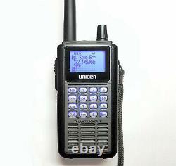 Uniden BCD396T Handheld Digital Trunking Scanner APCO P25