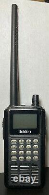 Uniden BCD396T TrunkTracker IV APCO Digital Handheld Scanner