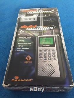 Uniden BCD396XT Digital APCO P25 Handheld Scanner