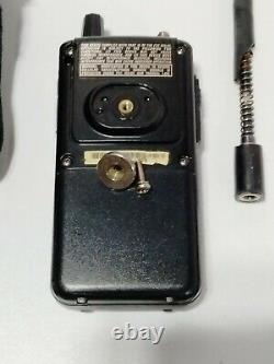 Uniden BCD396xt Trunk Tracker IV Digital Handheld Police Scanner
