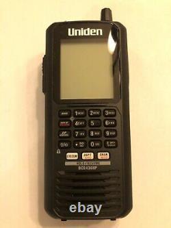Uniden BCD436HP Bearcat Digital trunking Handheld Scanner