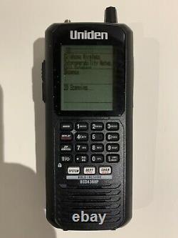 Uniden BCD436HP Bearcat Trunk Tracker Digital Handheld V Scanner