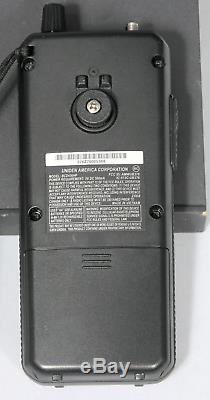 Uniden BCD436HP Digital Handheld Scanner w Diamond SRH77CA Antenna