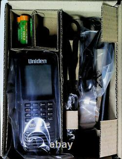 Uniden BCD436HP Digital Handheld TrunkTracker V Scanner with BC-GPSK GPS Antenna