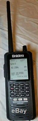 Uniden BCD436HP Digital Trunking Handheld Scanner Radio (NO UPGRADE INSTALLED)