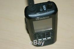 Uniden BCD436HP Handheld Digital Analog Scanner Phase 1 2 withManual