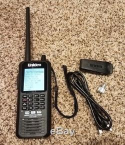 Uniden BCD436HP Handheld Digital Trunking Scanner TrunkTracker V P-25 X2 TDMA