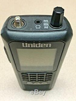 Uniden BCD436HP Home Patrol Digital Handheld Scanner. APCO 25 Phase 1 and 2
