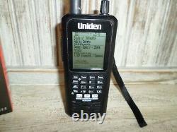 Uniden BCD436HP Home Patrol Series Digital Handheld Scanner