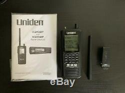 Uniden BCD436HP HomePatrol Digital Handheld Scanner With DMR / MotoTRBO Upgrade