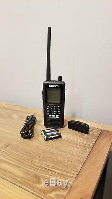 Uniden BCD436HP HomePatrol Series Digital Handheld Police Fire Scanner